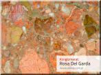 Parapet wewnętrzny konglomerat Rosa Del Garda